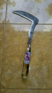 Arit atau Sabit merk Nusa Jaya